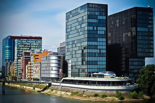 Робота для студентів у місті Дюссельдорф