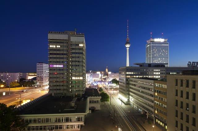 Робота для студентів у місті Берлін