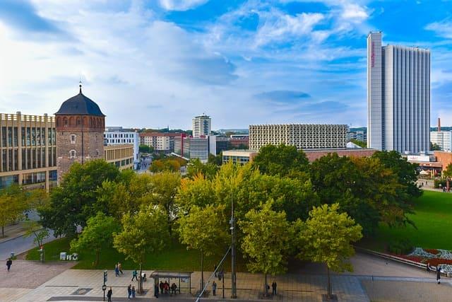 Робота для студентів у місті Хемніц та в Ерцгебіржі