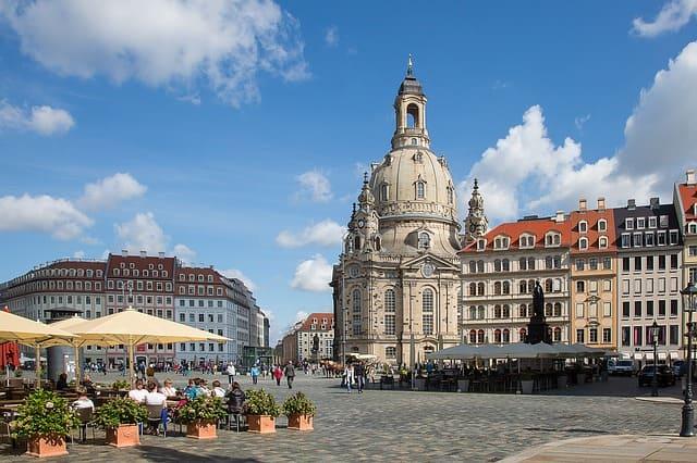 Робота для студентів у місті Дрезден