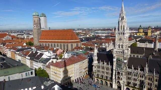 Робота для студентів у місті Мюнхен
